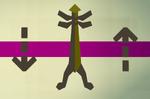 Magical cape rack (flatpack) detail