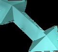 Meilyr symbol piece detail
