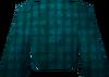 Robe top (teal) detail
