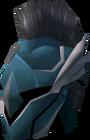 Rune full helm (Saradomin) detail