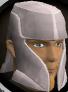 White med helm chathead
