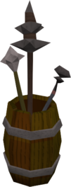 Barrel (maces)