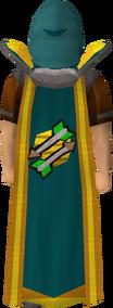 Capa de arco e flecha