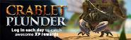 Crablet Plunder lobby banner