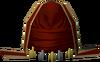Diviner's headwear detail