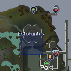 Ghost guard location