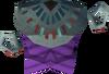 Pharaoh's top (purple) detail