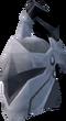 Rune heraldic helm (Skull) detail