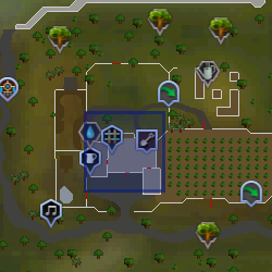 Sheepdog (NPC) location