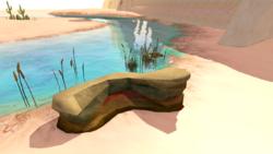 Sophanem red sandstone mine
