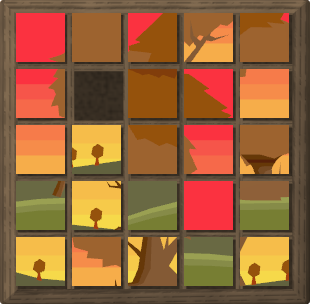 Tree puzzle unsolved
