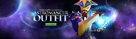 Astromancer outfit head banner