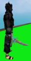 Defender's Blade equipped.png