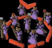 Elf squad (light) (red)