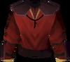 Firemaker's tabard detail