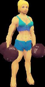 Greta (Summer Beach Party)