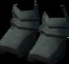 Kratonite boots detail