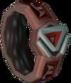 Lola's ring of kinship detail