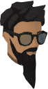 Sunglasses (dark) chathead
