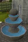 Camelot fountain
