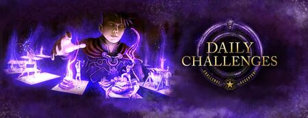 Daily Challenges banner