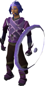 Elemental set equipped