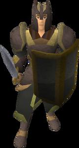 Elite Dark Warrior