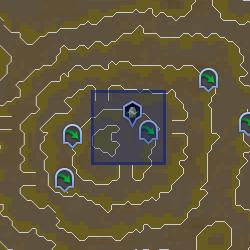 Familiarisation (Trollheim) location