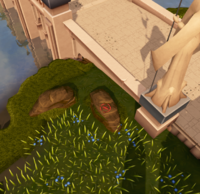 Hidey-hole Wizards' Tower brige