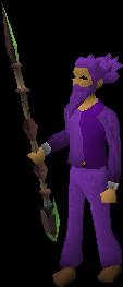 Promethium spear (p )