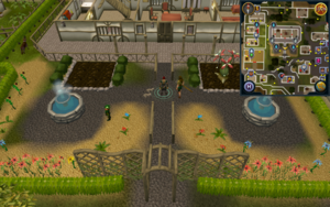Scan clue East Ardougne south of Handelmort Mansion