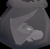Steel minotaur pouch(u) detail