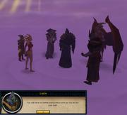 Zaros Return Gathering