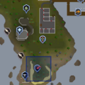 Asgarnian Ice Dungeon entrance location.png