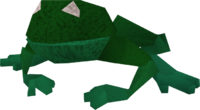 Frog (Makeover Mage)