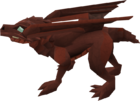 Hatchling dragon (red) pet