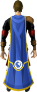 Herald cape (Falador) equipped