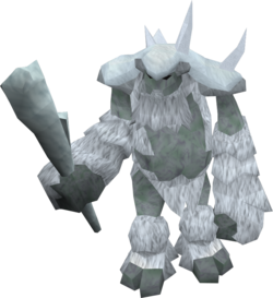 Ice troll male