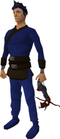 Kalphite repriser equipped