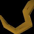 Lava eel detail