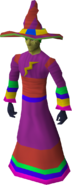 Replica infinity robes equipped