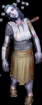 Resistant zombie