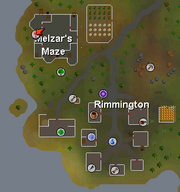 Rimmington map