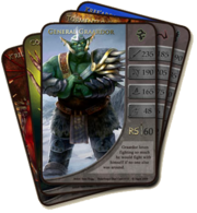 RuneScape Duel Cards