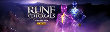 Rune Ethereals head banner