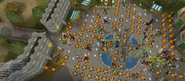 Varrock is on Fire! (ire festival)