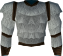 Werewolf torso (white, male)