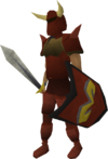 Zamorak warrior2
