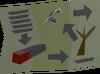 A pattern detail
