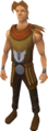 Armadylean ceremonial robe outfit equipped.png